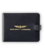 Design4Pilots Aircraft logbook cover