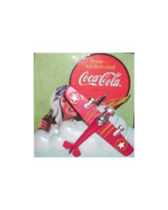 Drikkeunderlag/coaster Coca cola