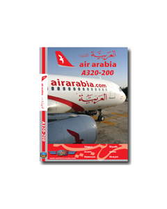 DVD Air Arabia A320