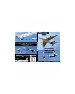 DVD Farnborough Airshow 2008