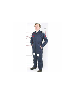 Flydress Flight coveralls Navy