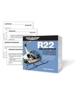 ASA Robinson R22 Flashcards Study Guide