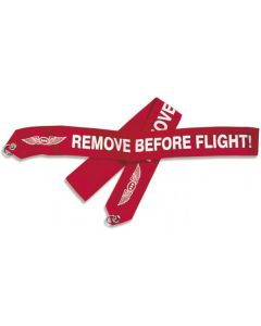 ASA Remove Before Flight Banner ASA-RBF
