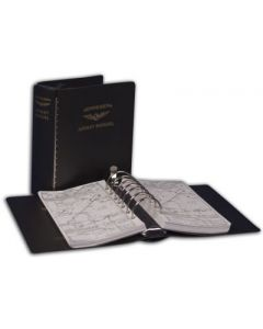 Jeppesen high quality plastic binder 2 inch 7 hole