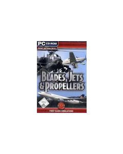 Cd-Rom Blades, Jets & propellers