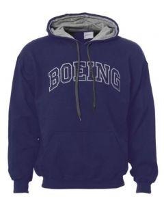 Boeing Hoodie/hettegenser