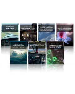 EASA CB-IR and BIR komplett serie 7 bøker
