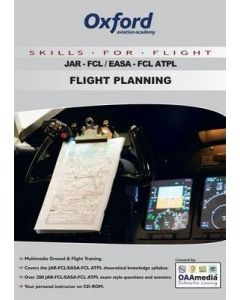 Oxford EASA-FCL ATPL Flight Planning CD-ROM