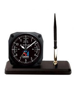 Alarmklokke med penn - sett Cessna