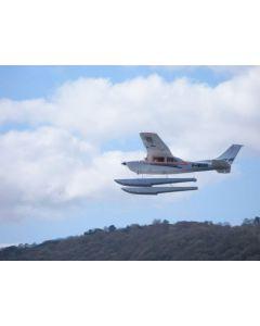 STM Cessna med flottører  2.4 GHz RTF