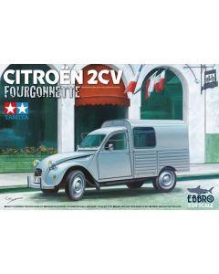 Byggesett Tamiya Citroen 2CV Fourgonnette 1/24