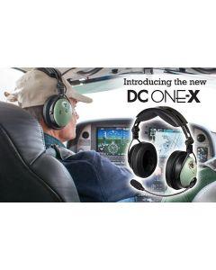 David Clark One-X ANR Headset
