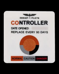 Design4Pilots Pilot Controller (CO detektor)