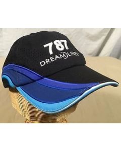 Skyggelue 787 Dreamliner Black Mesh hat