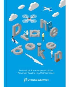 Droneboken - en  teoribok for ubemannet luftfart