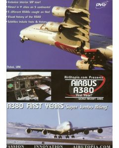 DVD Airbus A380 first Years