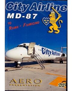 DVD City Airline MD-87