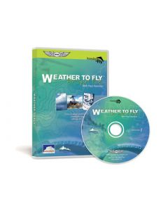 DVD Weather to fly for the sports pilot ASA