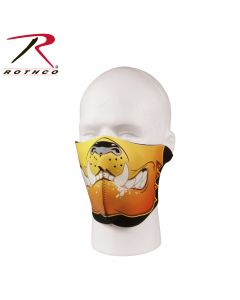Neopren Face Mask Bulldog