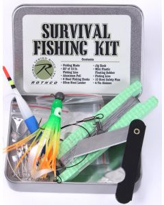 Rothco Survival Fishing kit 2725