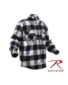 Rothco Heavy Weight plaid flannel shirt 4739