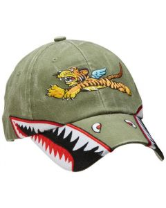 Flying Tiger Caps - one-size-fits-all