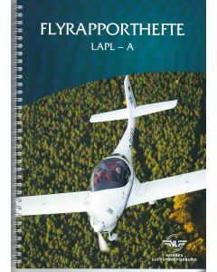 Flyrapporthefte LAPL-A