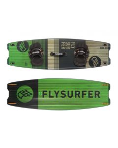 Flysurfer kiteboard RushII - 140 ready to ride