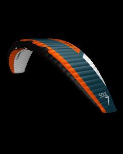 Flysurfer Soul1-7 komplett med Force bar