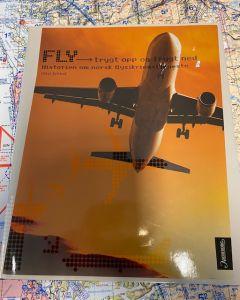 Fly - Trygt opp og trygt ned. Historien om norsk flysikringstjeneste