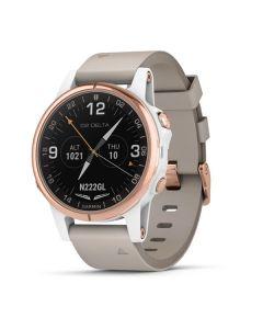 Garmin D2 Delta S Pilot Watch - leather band 42mm