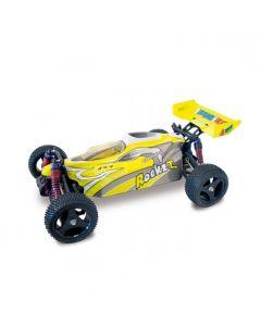 HBX Rocket, 2,4G, 4WD, børsteløs, inkl batteri og lader, RTR