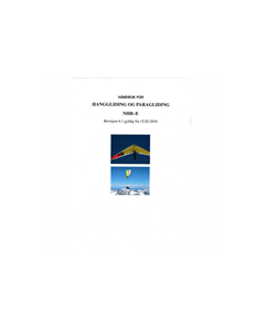 Håndbok Hanggliding/paragliding/speedgliding