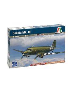 Italeri Byggesett 1:72 Dakota Mk III