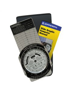 Jeppesen Slide Graphic CSG Computer metal