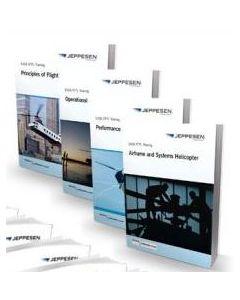 Jeppesen ATPL Helikopter bøker komplett