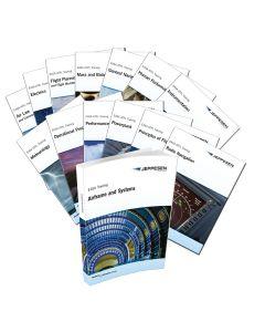 Jeppesen EASA ATPL textbooks komplett sett