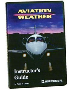Jeppesen Aviation Weather Instructors Guide CD-ROM