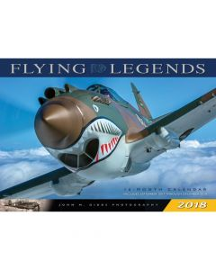 Kalender Flying Legend 2018
