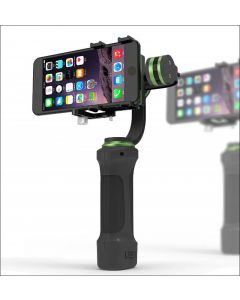 LanParte Håndholdt Gimbal - GoPro & Smartphone
