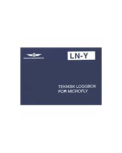 Loggbok Mikrofly/sportsfly teknisk