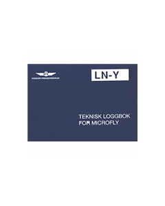 Loggbok Mikrofly teknisk