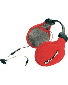 Midland Sub-Zero Hi-Fi hodetelefoner med ørevarmer