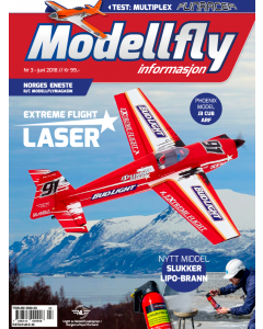 Modellfly Informasjon nr 2- 2018