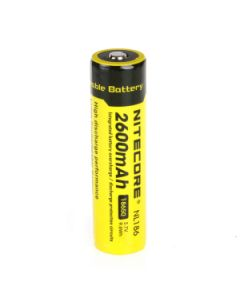 Nitecore 2300mAh 3.7V batteri 18650