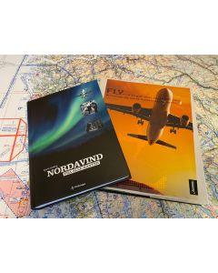Fly - Trygt/Nordavind fra alle kanter bok-pakke