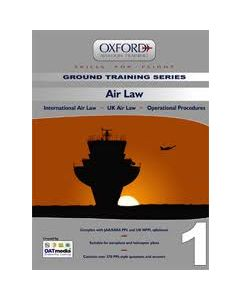 Oxford Ground Training Series PPL Air Law vol 1