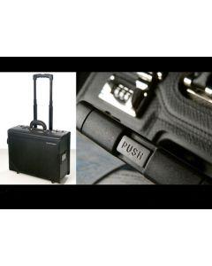 Pilotkoffert Jeppesen Premium Flight Case M/trillehåndtak