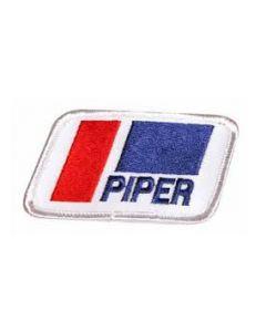 Stoffmerke Piper Logo