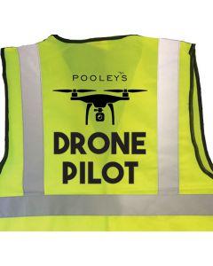 Drone Pilot UV vest